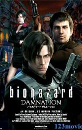 Resident Evil: Damnation (2012) Free Online on 123movies